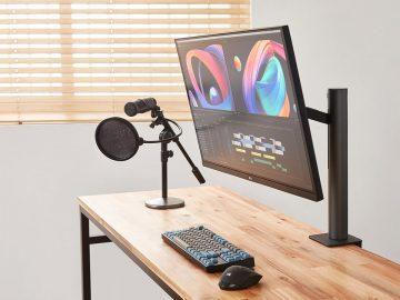 monitor 4k LG ultrafine