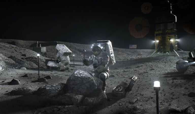 La NASA è pronta per la Luna