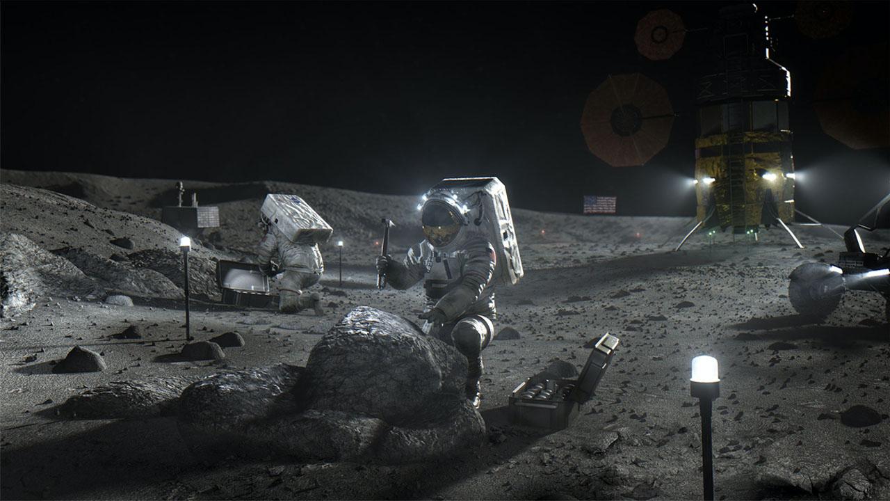 La NASA è pronta per la Luna thumbnail