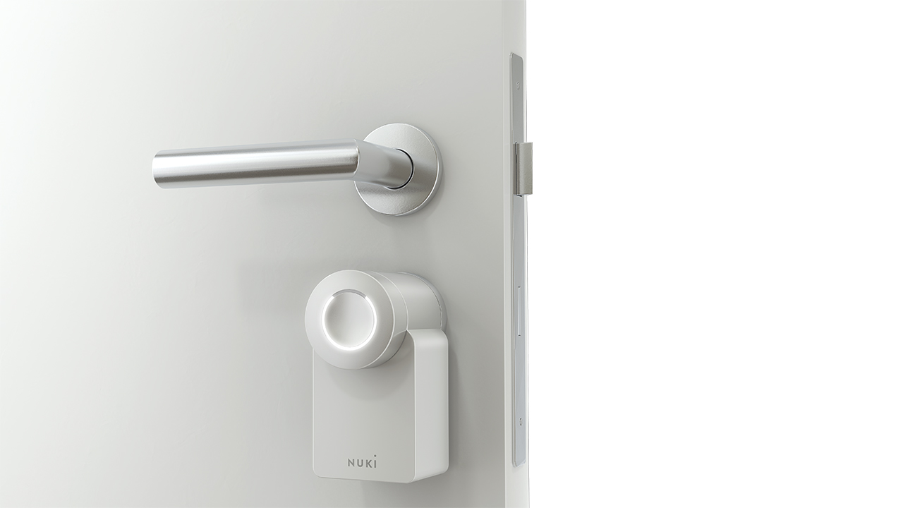 nuki serratura intelligente versione bianca