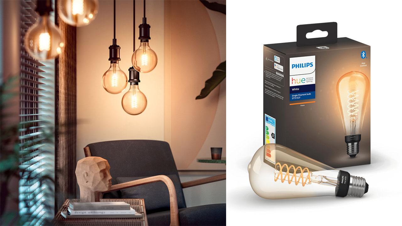 lampadine intelligenti a filamento
