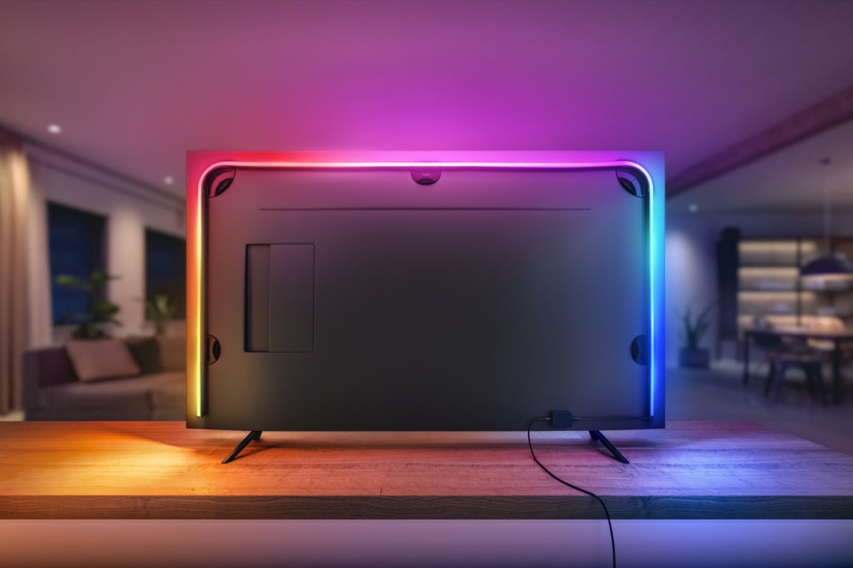 philips hue gradient strip tv
