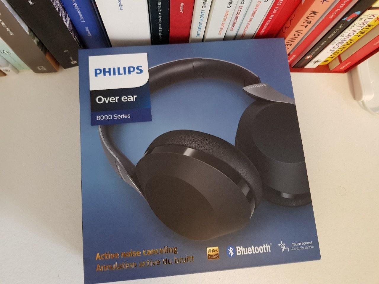 philips ph805 scatola