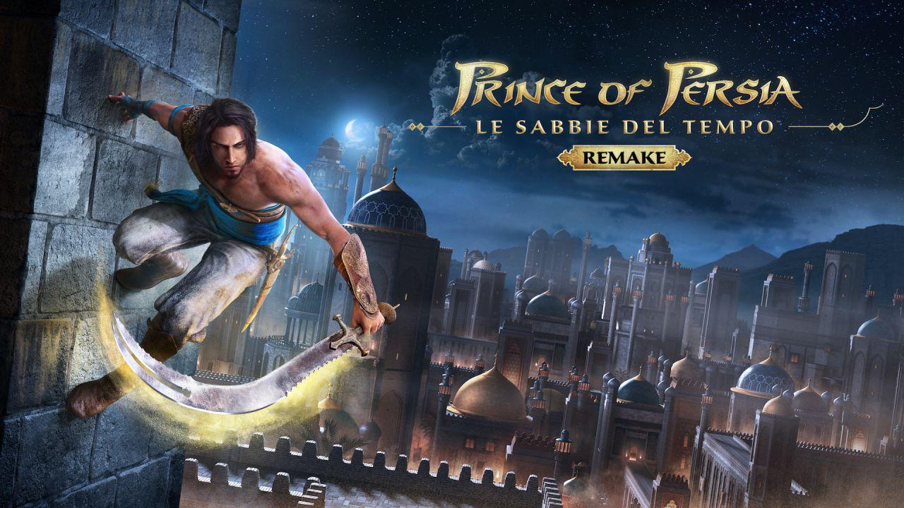 Il remake di Prince of Persia - Le Sabbie del Tempo è in arrivo thumbnail