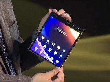 royole flexpai 2 smartphone pieghevole copertina