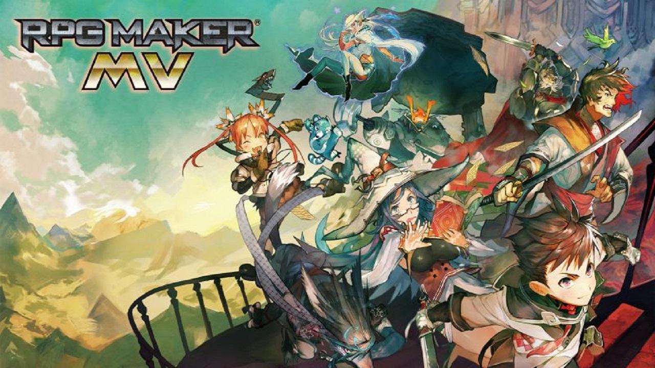 RPG Maker MV arriva anche su console thumbnail