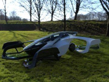 auto volante SkyDrive