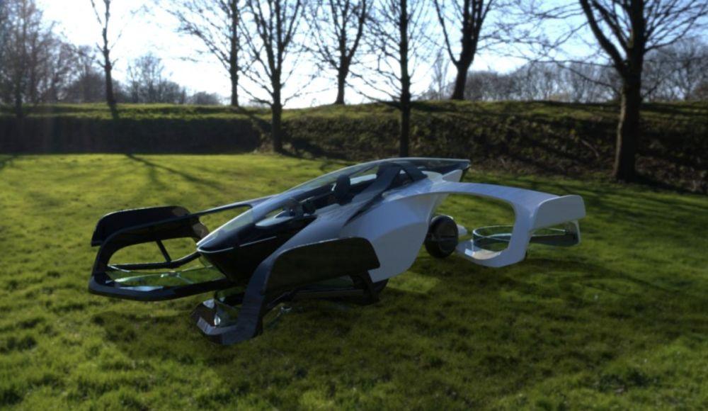 L'auto volante SkyDrive inizia i primi test. Ecco il video thumbnail