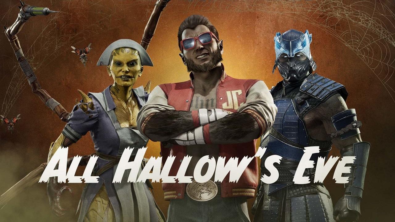Il nuovo skin pack di Halloween di Mortal Kombat 11: Aftermath è disponibile thumbnail