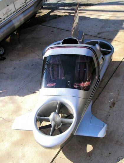 sky commuter auto volante