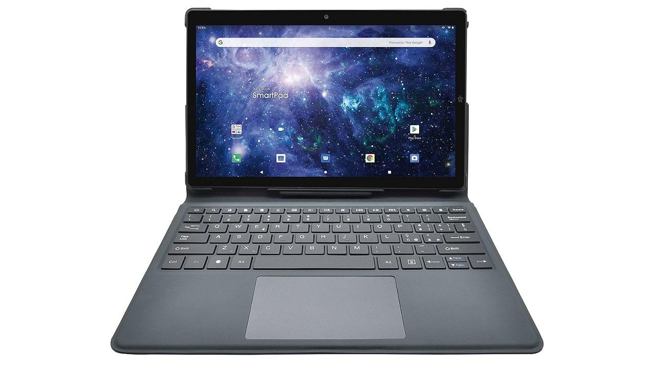 Mediacom presenta il tablet con tastiera perfetto per le videolezioni thumbnail