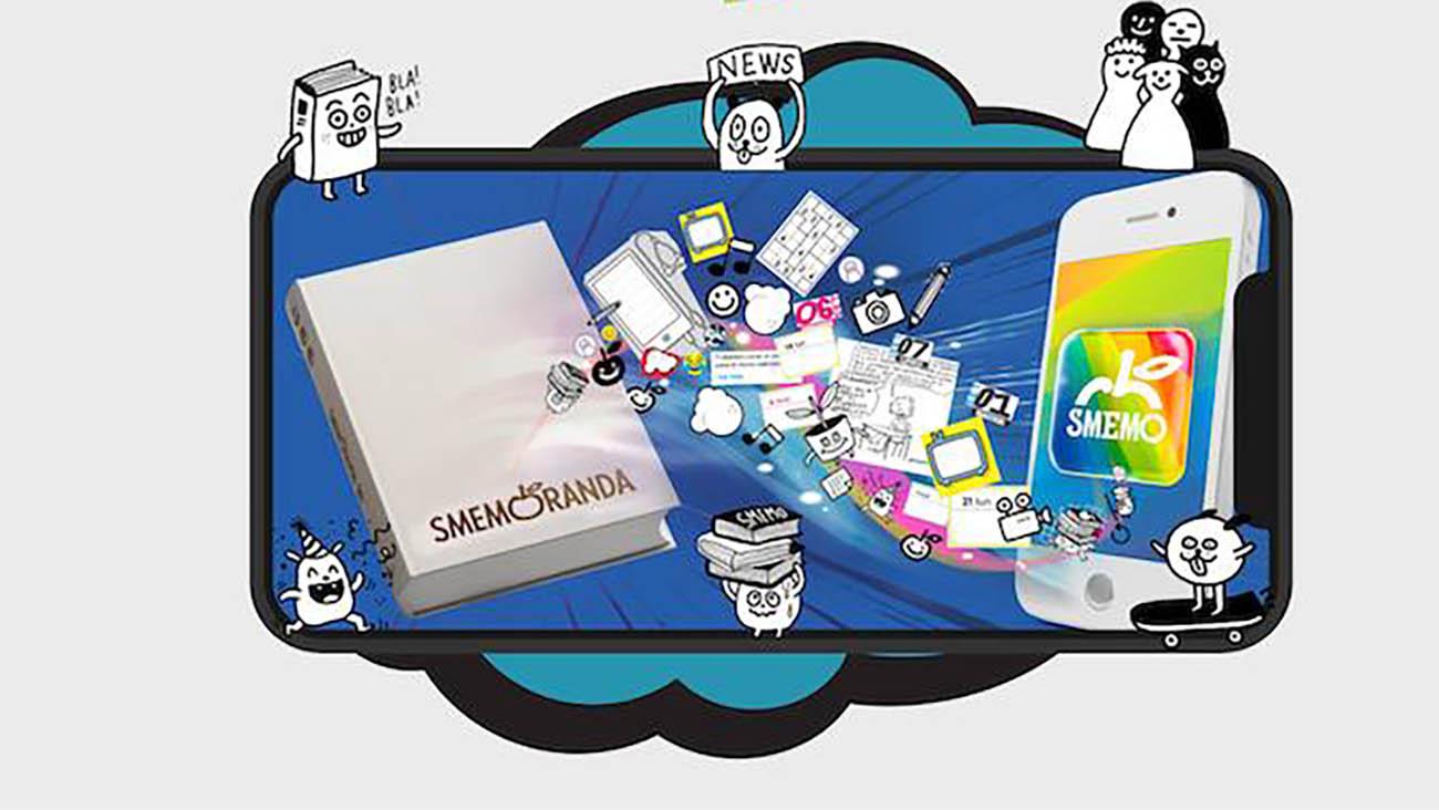 Smemoranda: molto più digitale, molto più di un'agenda thumbnail