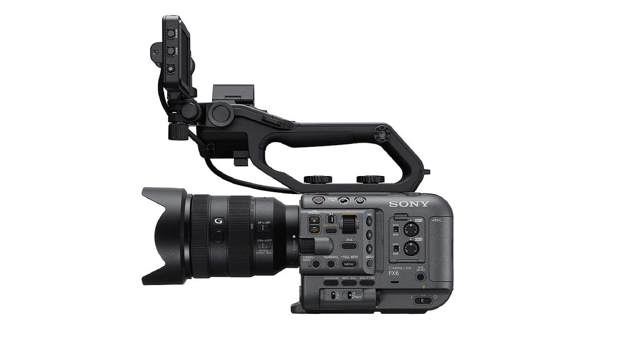 Sony Cinema Line: la nuova gamma di videocamere per i content creator thumbnail