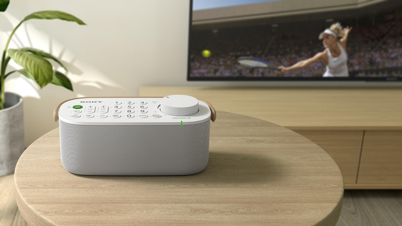 Sony annuncia l'arrivo in Italia del nuovo speaker wireless per TV SRS-LSR200 thumbnail