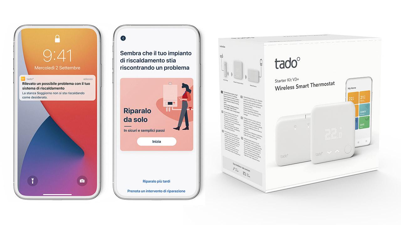Manutenzione fai da te e termostato wireless: le novità di Tado thumbnail