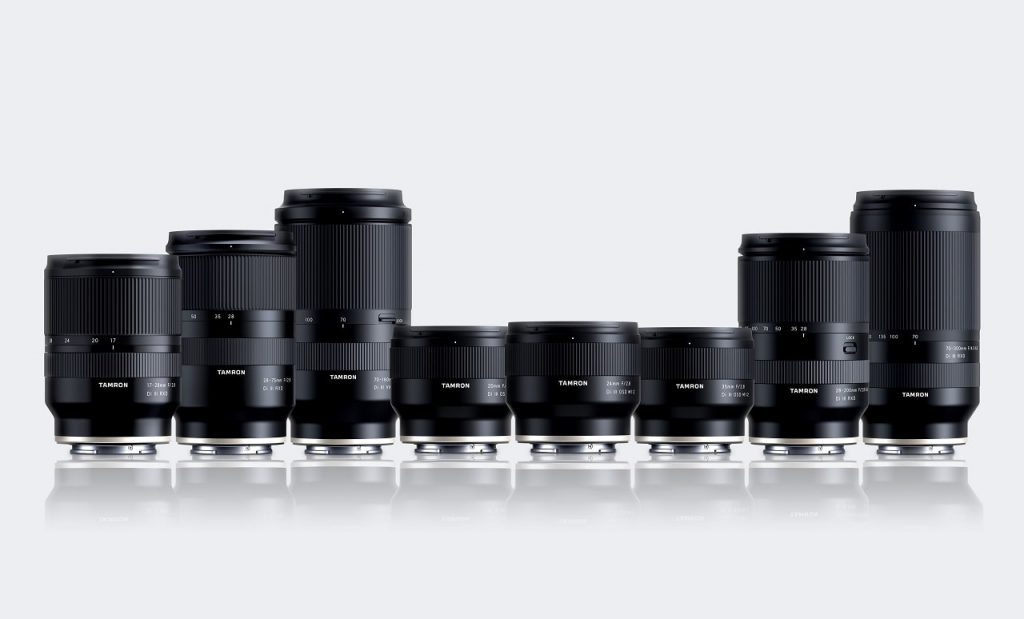 tamron obiettivi 70-300mm mirrorless