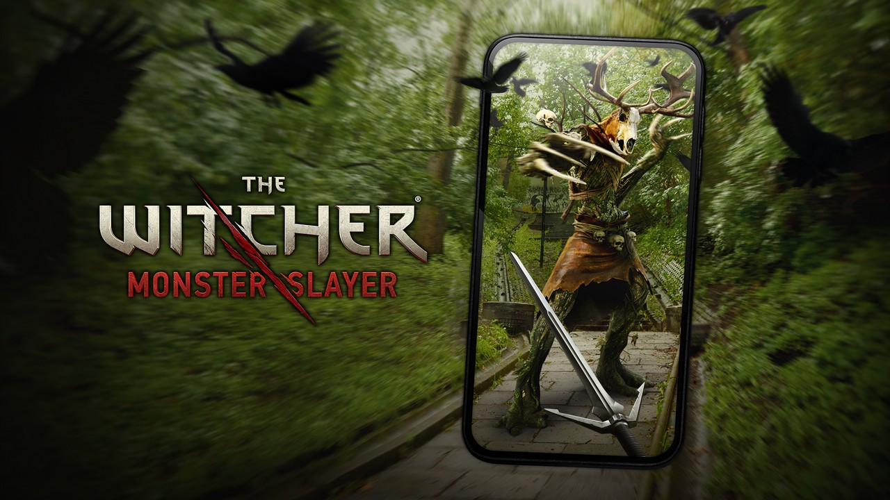 The Witcher: Monster Slayer, il mondo dello Strigo arriva in AR thumbnail