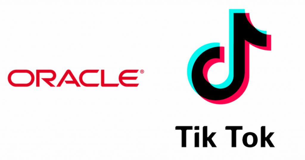 tiktok ban oracle accordo