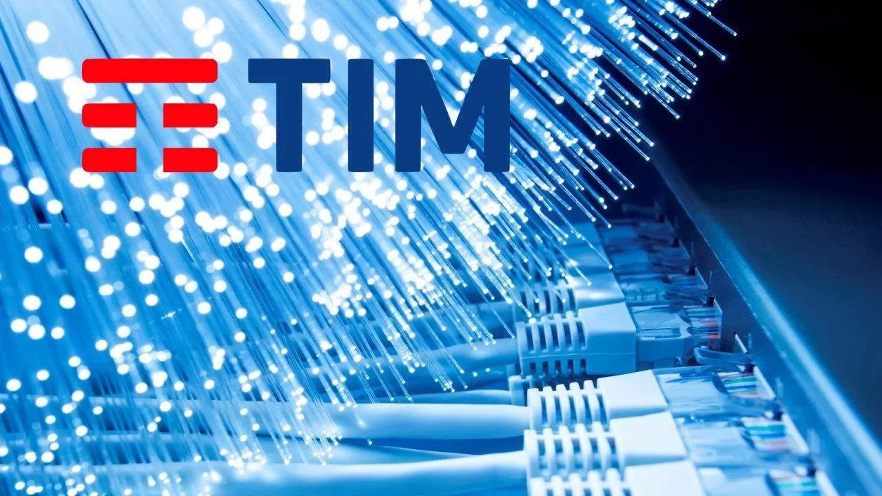 TIM porta la fibra ottica in altri 500 comuni italiani ad agosto thumbnail