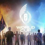 Rainbow Six world cup torneo