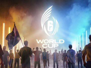 Rainbow Six world cup torneo