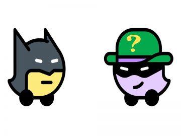 waze batman enigmista