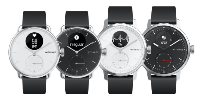 withings scawatch linea