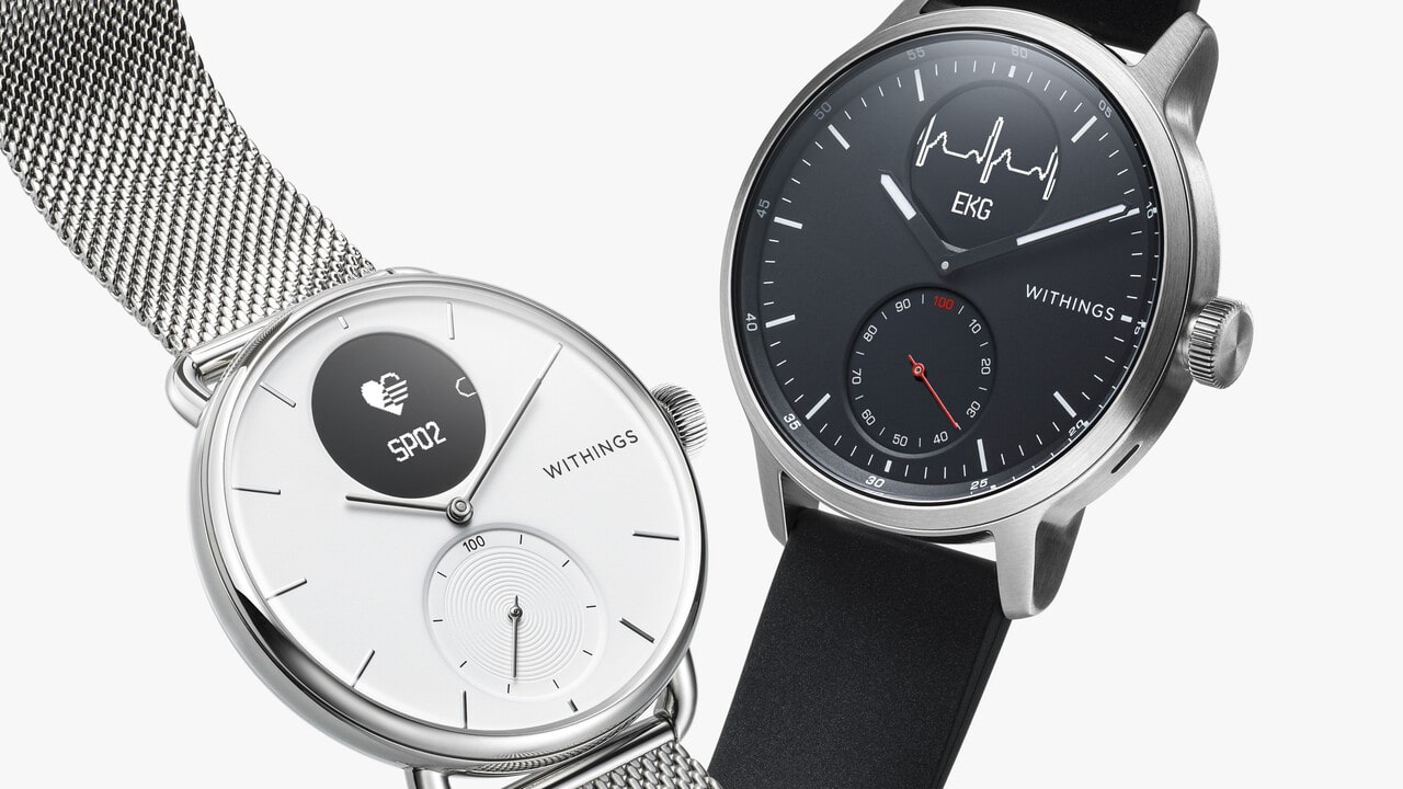 Withings ScanWatch disponibile all'acquisto in Europa thumbnail