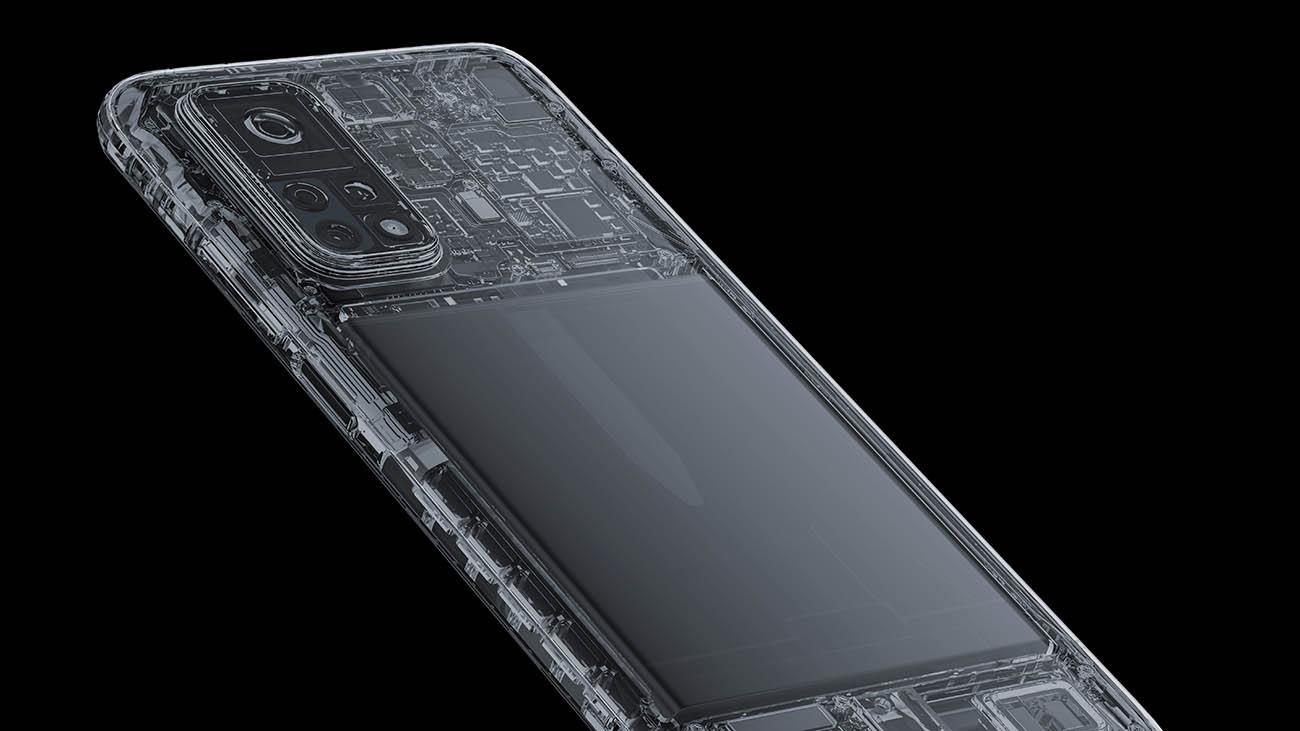 xiaomi mi 10t smartphone annuncio