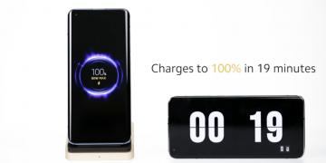 ricarica wireless Xiaomi