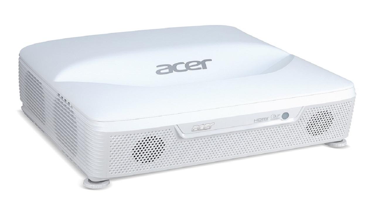 Acer presenta nuovi monitor e proiettori a LED e laser thumbnail