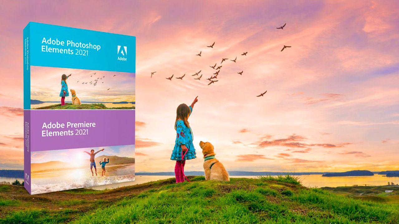 Adobe presenta i nuovi software Photoshop e Premiere Elements 2021 thumbnail