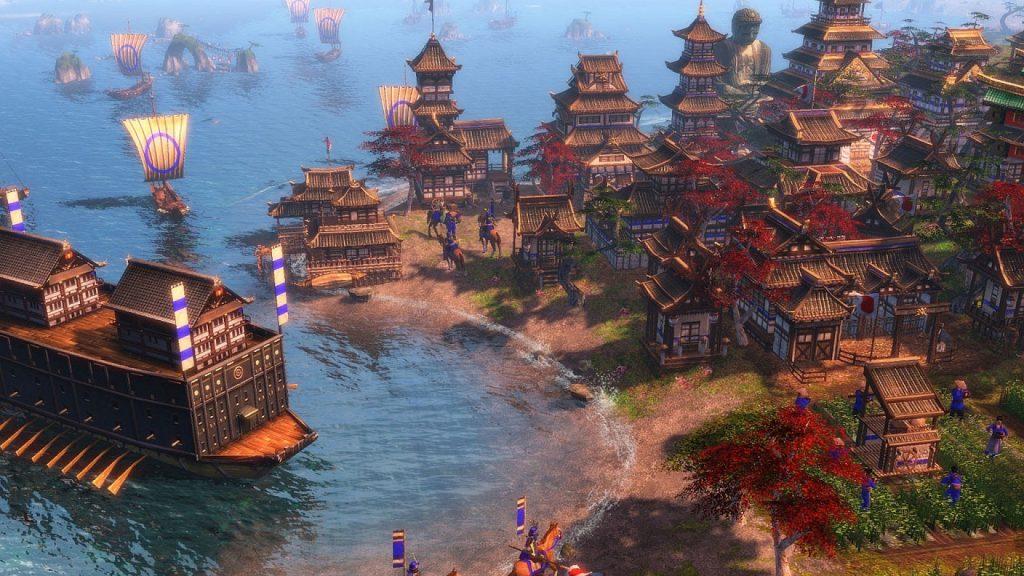 Age of Empires 3 Definitive Edition recensione