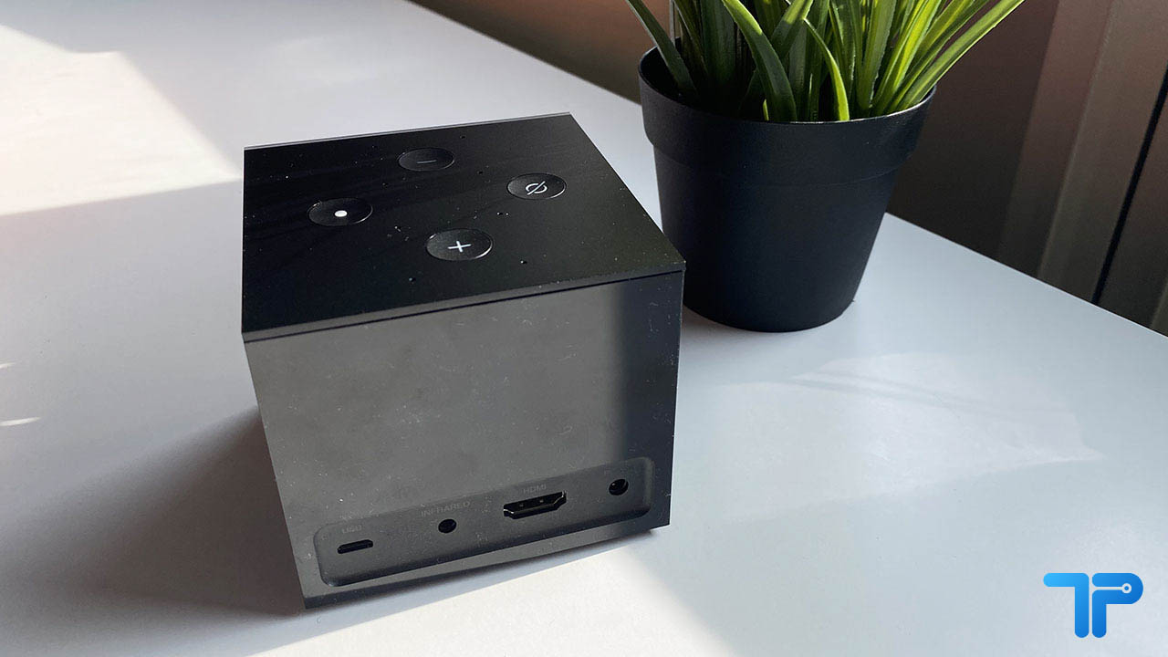 Amazon FIre TV Cube recensione ingressi