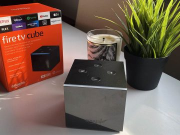 Amazon FIre TV Cube recensione