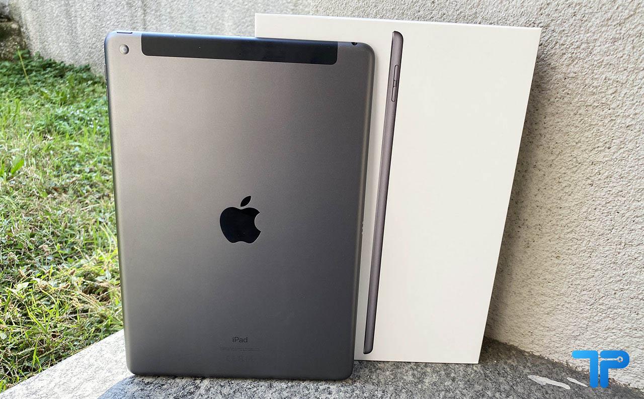 Apple iPad 8 design