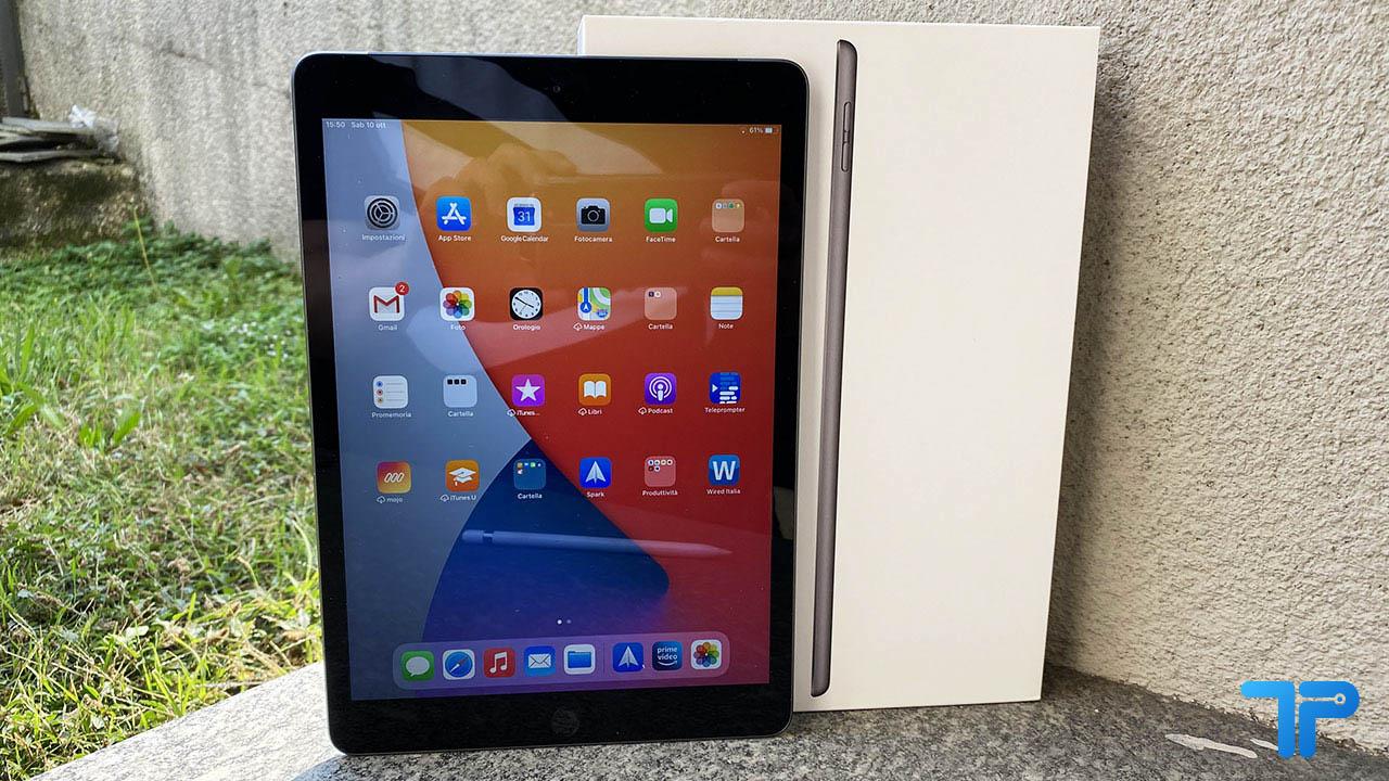 Apple iPad 8 recensione