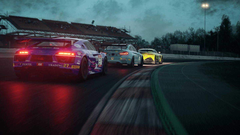 Assetto Corsa Competizione DLC GT4 Audi