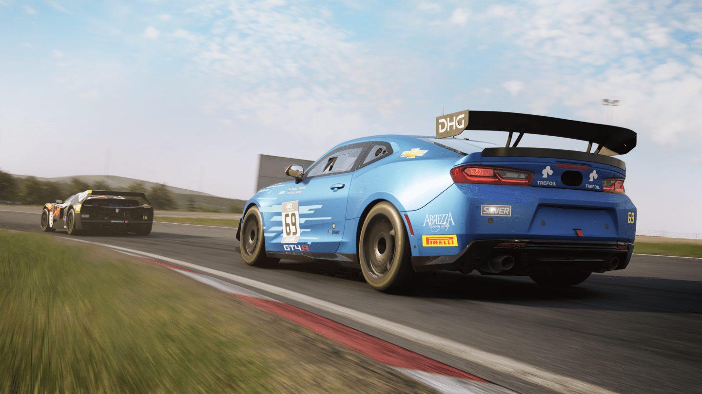 Assetto Corsa Competizione DLC GT4 Camaro