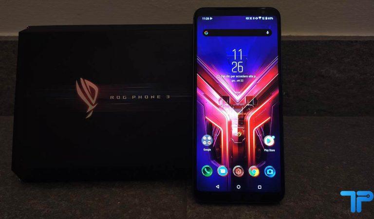 La recensione di Asus ROG Phone 3: potenze su tutti i fronti