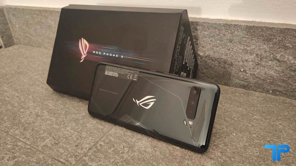 Asus ROG Phone 3 retro no led