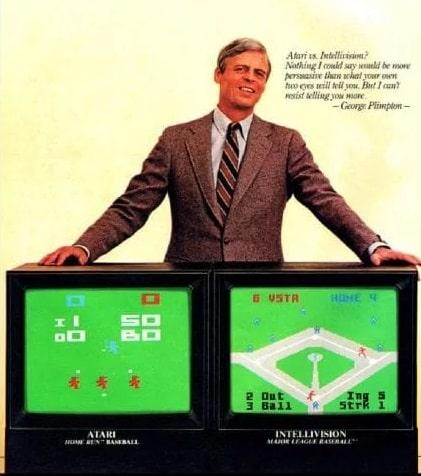 Atari vs Intellivision