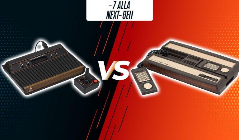 -7:  Atari vs Intellivision (1977-1983)