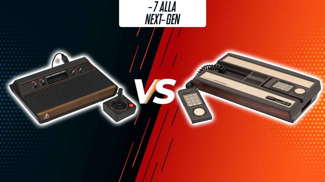 -7:  Atari vs Intellivision (1977-1983) thumbnail