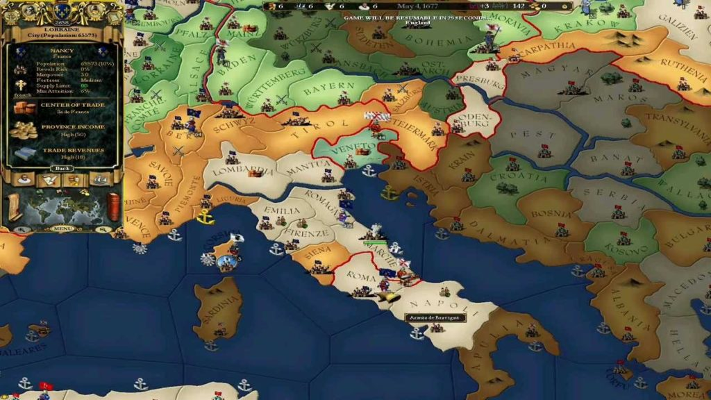 Europa Universalis II è gratis fino al 24 Ottobre thumbnail