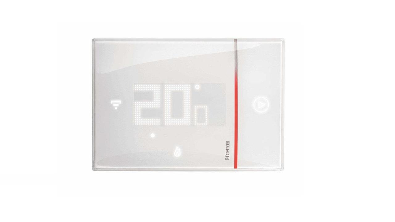 BTicino presenta il nuovo termostato connesso Smather2 thumbnail