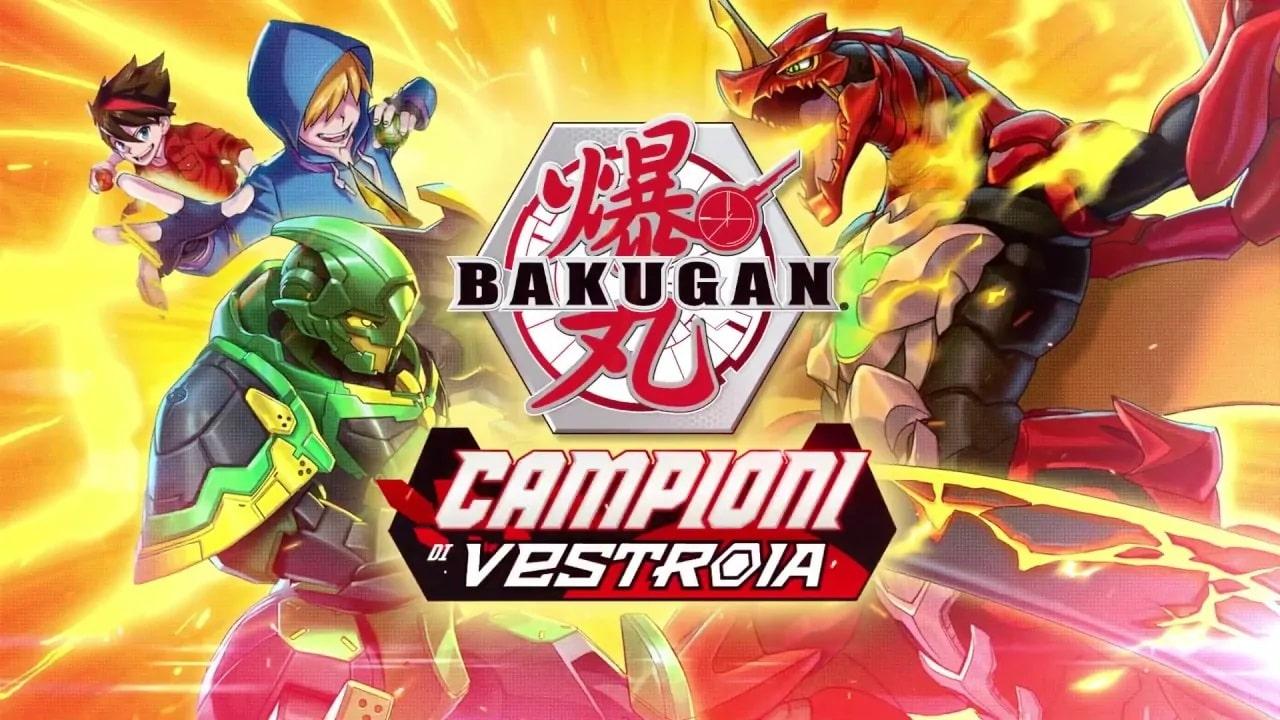 Bakugan: Campioni di Vestroia sta per arrivare su Switch thumbnail