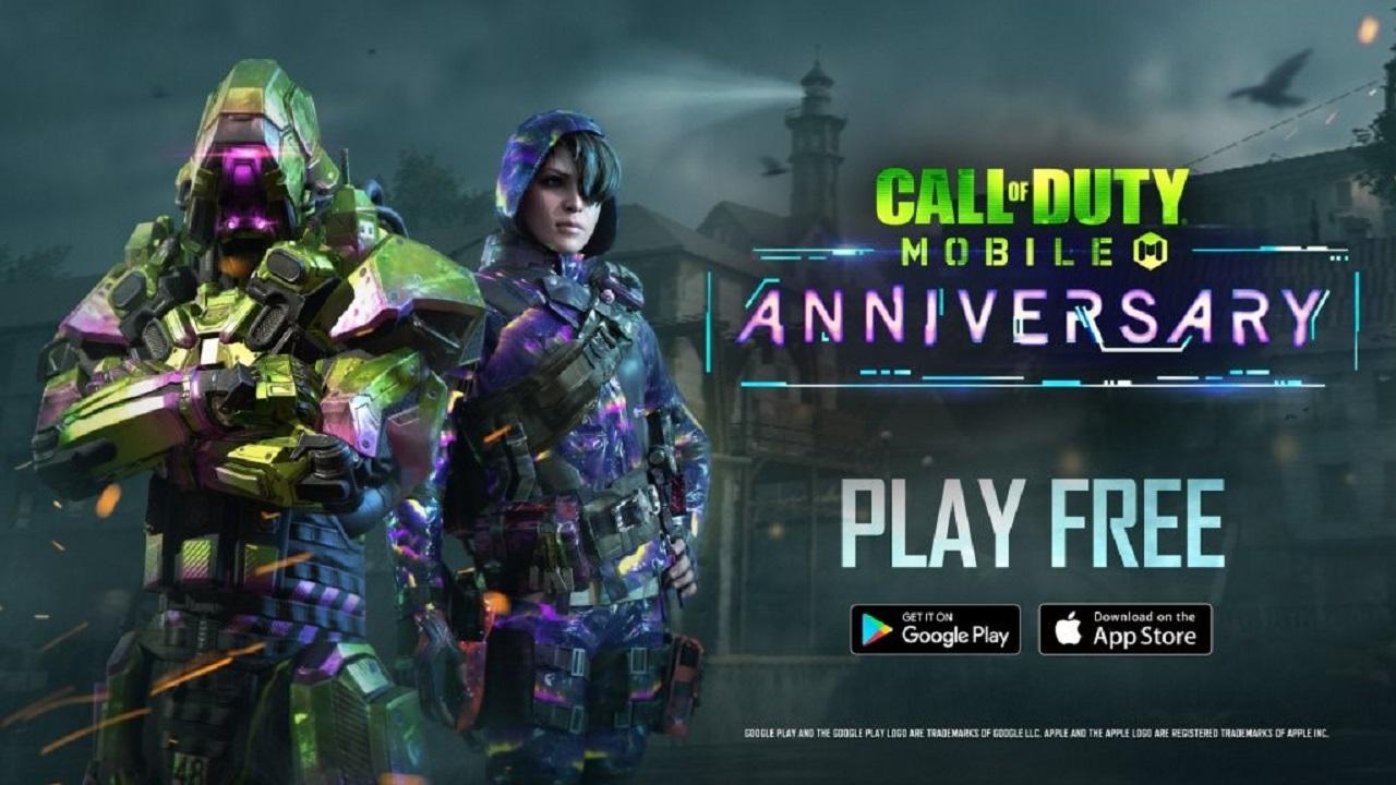 Call of Duty Mobile festeggia in grande stile il suo primo anniversario thumbnail