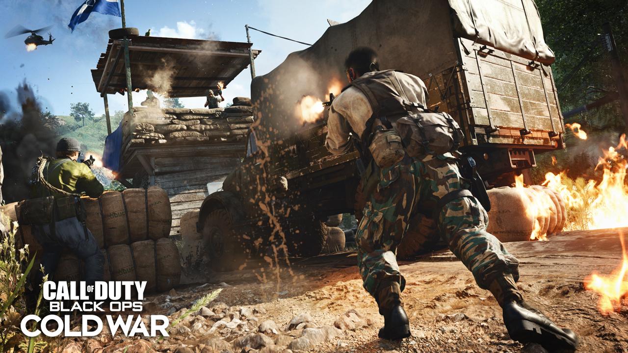 Pubblicato il trailer della versione beta di Call of Duty: Black Ops Cold War thumbnail