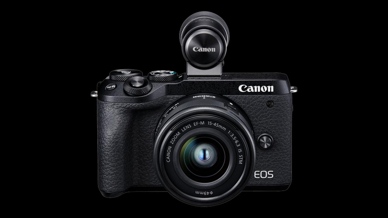La nuova Canon EOS M50 Mark II ora con Eye AF e streaming video thumbnail